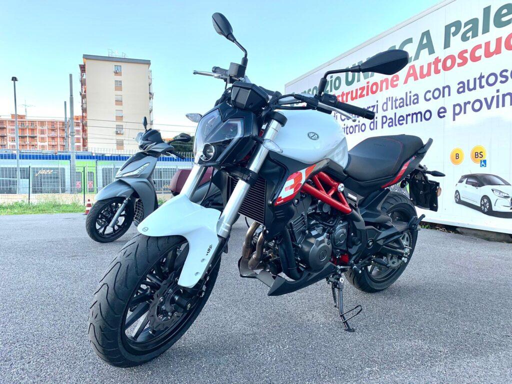 Moto per A2 cambio meccanico