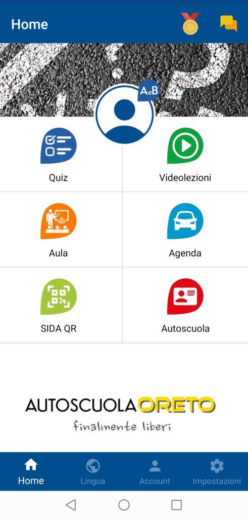 app per lezioni online